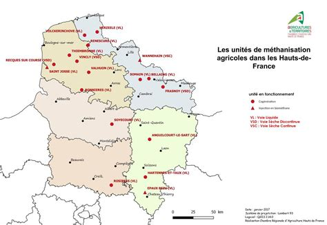 chambre d agriculture picardie m 233 thanisation chambres d agriculture de picardie