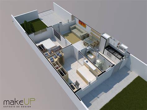 planta baixa 3d planta humanizada em 3d projetos e produtos 3d