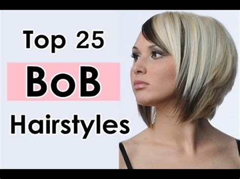 Bob hairstyles for long short thick thin round faces with fine
