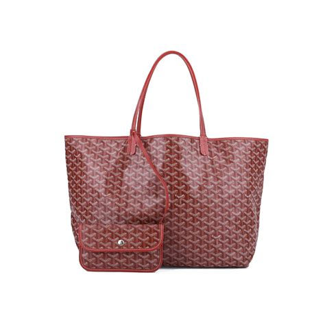 Hiltons Goyard St Louis Gm by Second Goyard St Louis Gm Tote The Fifth Collection