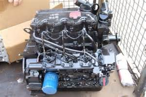 Isuzu 3lb1 M 252 Ller Co Equipment Ltd