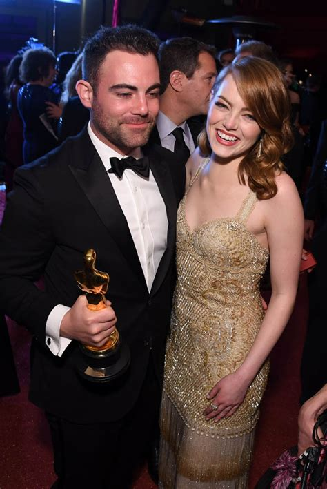 emma stone brother emma stone wins best actress at the 2017 oscars