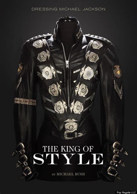 michael jackson su inolvidable estilo para vestir retratado en el libro the king of style