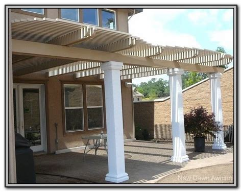 Louvered Patio Covers San Diego   Patios : Home Decorating