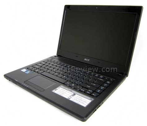 Ram Laptop Acer 4738z acer aspire 4738z looks new processor jagat review