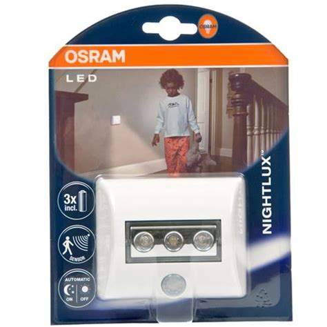 Lu Led Osram lumin 225 ria osram led nightlux 0 3w bivolt lumin 225 rias no