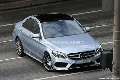 the new c class mercedes 2015 2015 mercedes c class completely revealed in new