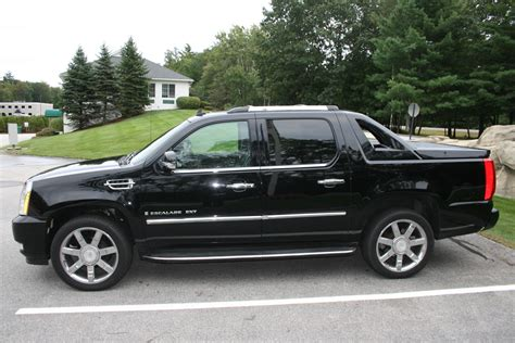 cadillac ext 2007 2007 cadillac escalade ext pictures information and
