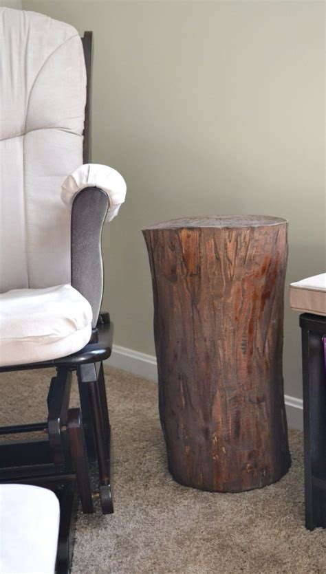 Stump Side Table 11 Tree Stump Side Table Designs Guide Patterns