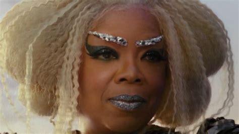 oprah winfreys crazy  wrinkle  time