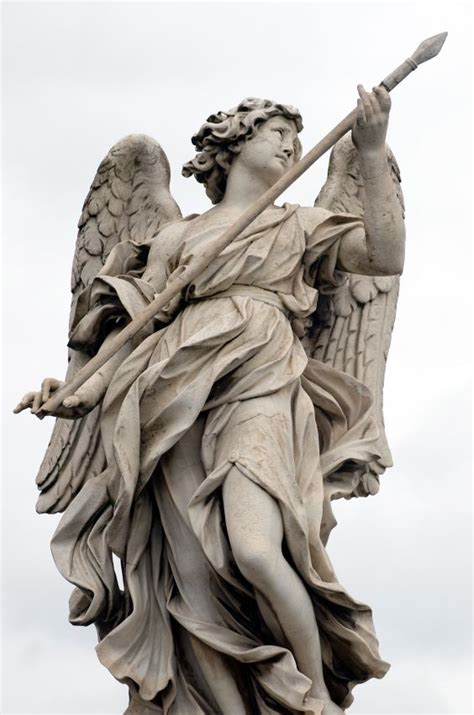 angel sculptures bernini angel in the stone pinterest
