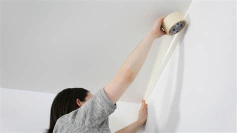 Peindre Un Plafond Sans Trace by Comment Peindre Un Plafond Tach 233 Peintures De Couleurs