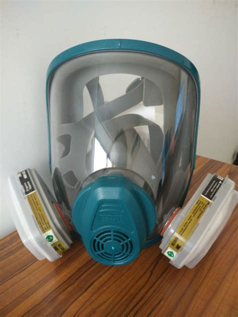 Painting Spraying Gas Mask Same For 6800 Gas Mask Facepiece kbs gas mask facepiece respirator 7 suit