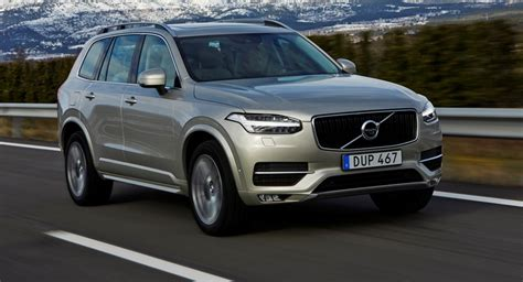 is a volvo a german car volvo scores away from home as xc90 wins company coty in