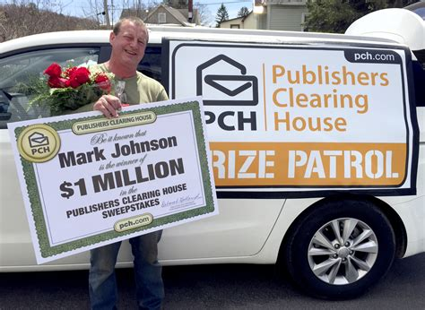 Pch Prize Patrol Location - catching up with superprize winner mark johnson pch blog