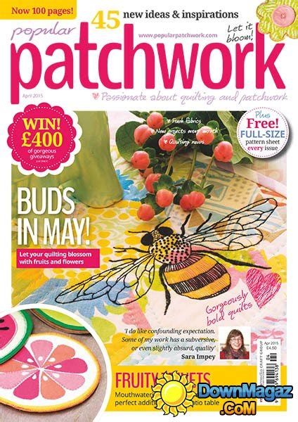 Popular Patchwork - popular patchwork april 2015 187 pdf magazines