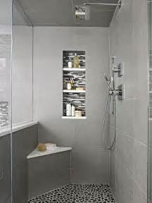 bathroom tile ideas grey 40 gray shower tile ideas and pictures