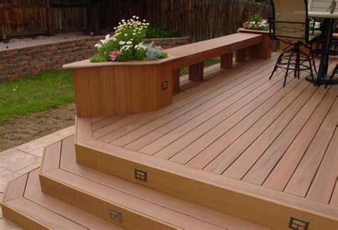 Patio Decks Designs Pictures Decks And Fence Quality Construction