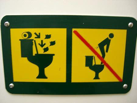 si no bathroom sign 20 creative and funny toilet signs bathroom sign