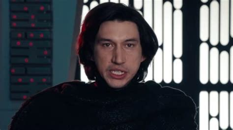 kode spoof host video max adam driver parodies kylo ren in saturday night live