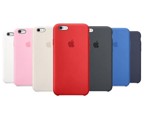 oem silicone for apple iphone 6 6s 7 plus genuine for apple cover ebay