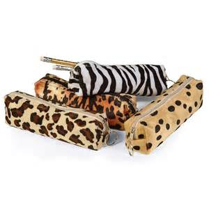 pencil pouch cool pencil cases animal print pencil pouch shop geddes