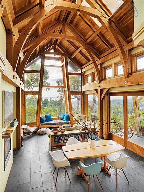 Airbnb Jackson Hole a magical cottage on pender island idesignarch