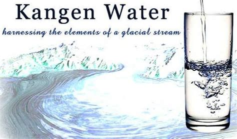 Kangen Water Detox Effect by Alkaline Water Hydration Station Usa Water Store In