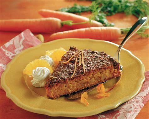 ricette di cucina naturale torta di carote cucina naturale