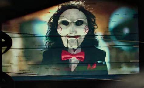 jigsaw  trailer terrifying   torture scenes