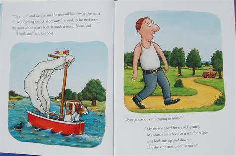 tow boat outline picturebooks in elt recommendation 2 the smartest giant