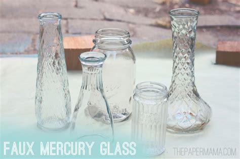 Faux Mercury Glass Vases by Faux Mercury Glass Vases