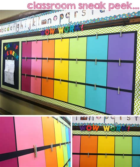 best wall color to showcase art 7 fun back to school ideas for teachers the exhausted mom