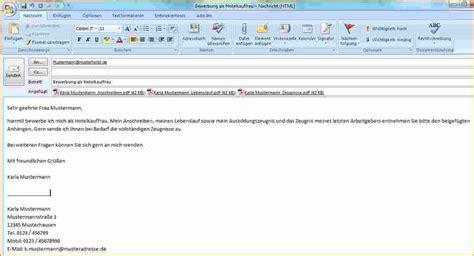 Angebot Email Text 6 Bewerbung Per Email Text Bewerbungsschreiben