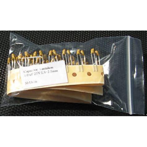 kemet capacitors australia buy 15 x 1uf 25v tantalum capacitors kemet pack of 15 melbourne australia