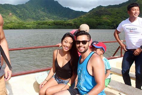 catamaran boat tour oahu ocean voyage tour travel diary oahu hawaii chelsea de castro