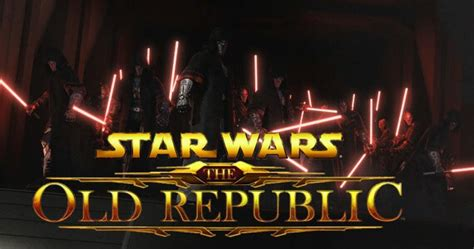 star wars the old republic review star wars the old republic review game rant