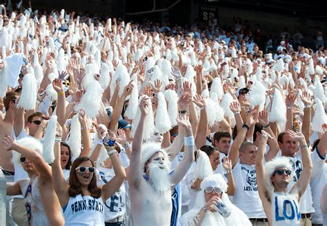 Penn State Student Sections In College Football Espn