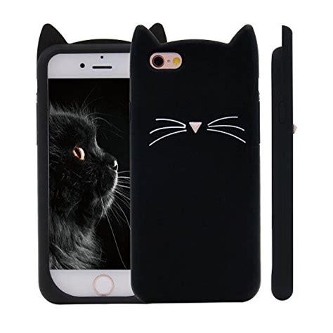 Iphone 5 5s Se Soft Jelly Meow Cat Casing Cover Bumper Lucu iphone se mc fashion 3d black meow cat