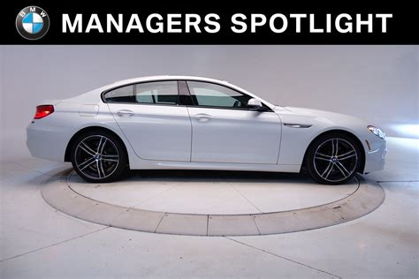new bmw 2018 new 2018 bmw 6 series 650i xdrive gran coupe 4dr car in