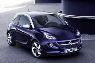 Opel Adam 2013 Opel Adam Cars Sketches