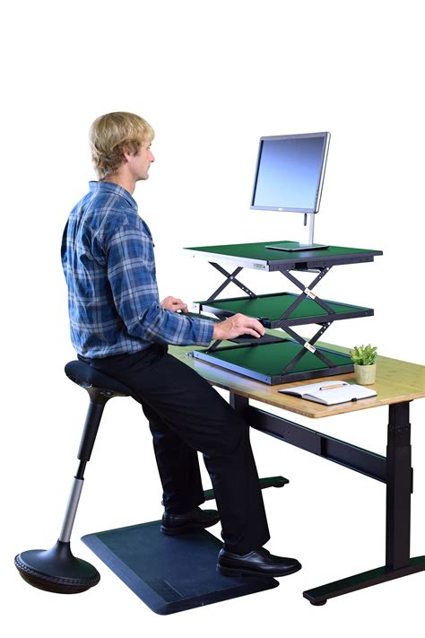 amazon sit stand desk amazon com wobble stool adjustable height active sitting