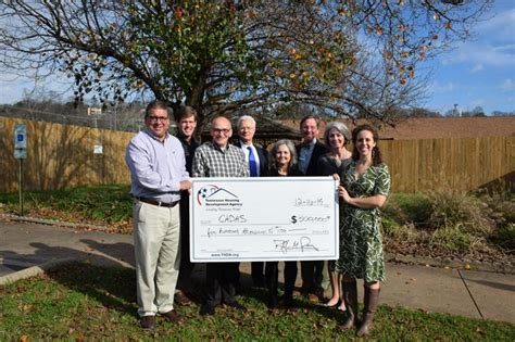 tennessee housing development agency cadas awarded housing trust fund grant from thda chattanoogan com