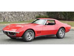 1968 Chevrolet Corvette 1968 Chevrolet Corvette For Sale On Classiccars 66