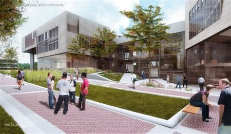 westlake reed leskosky proposals unveiled for kent state s new architecture