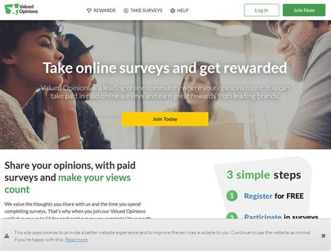 Paid Surveys Reviews - valued opinions surveys scam or legit paid surveys review dale rodgers