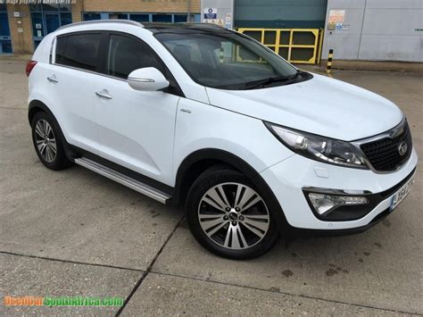 Kia Sportage Used Cars For Sale 2014 Kia Sportage 2 0l Used Car For Sale In Alberton