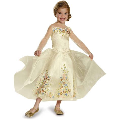 Wedding Costumes by Rubies Official Disney Cinderella Live Cinderella