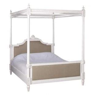 Master Bed french provencial king size four poster bed dream