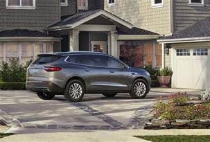 Buick Enclave Pictures 2018 Buick Enclave Revealed Gm Authority